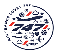 AirFrance Love 747