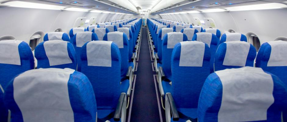 Yield management comment est calcul le prix d 39 un billet for Interieur d avion