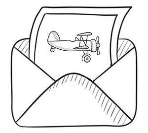 Newsletter Comme Un Avion