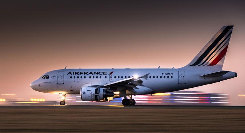 Air France Airbus A318-111