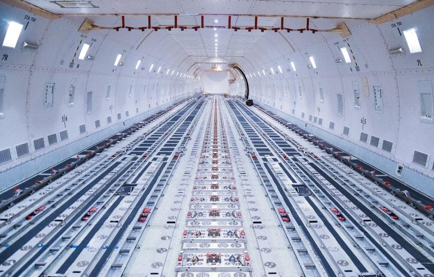 intérieur Boeing 747 400