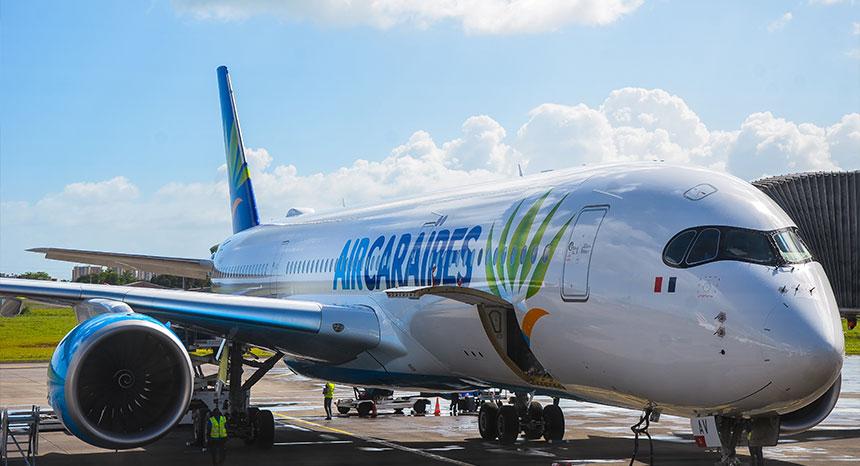 A350-Guadeloupe