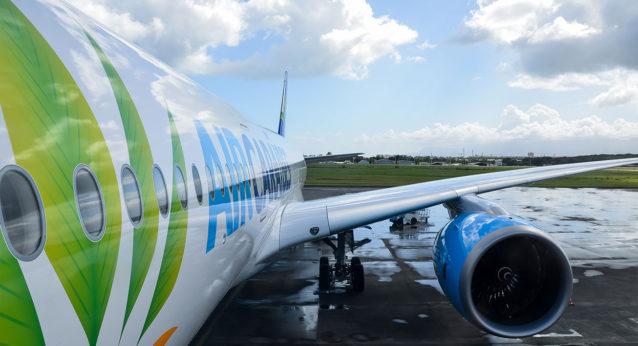 Air-Caraibes-Airbus-A350