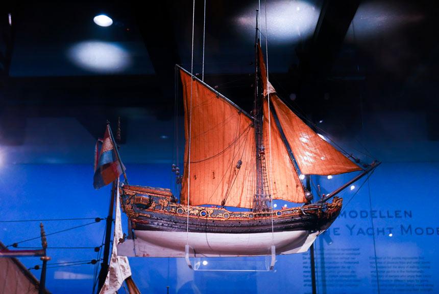 Maquette Musée de la Marine