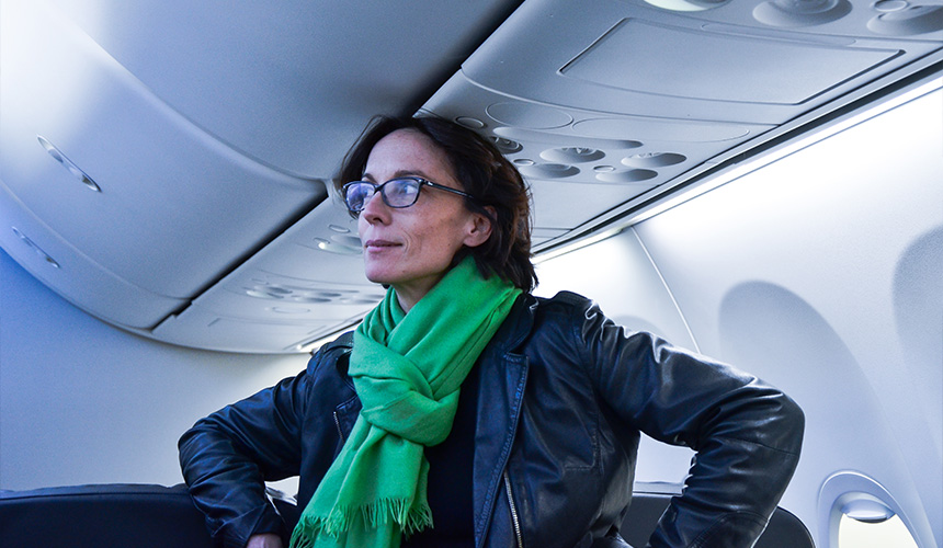 Nathalie stubbler CEO Transavia