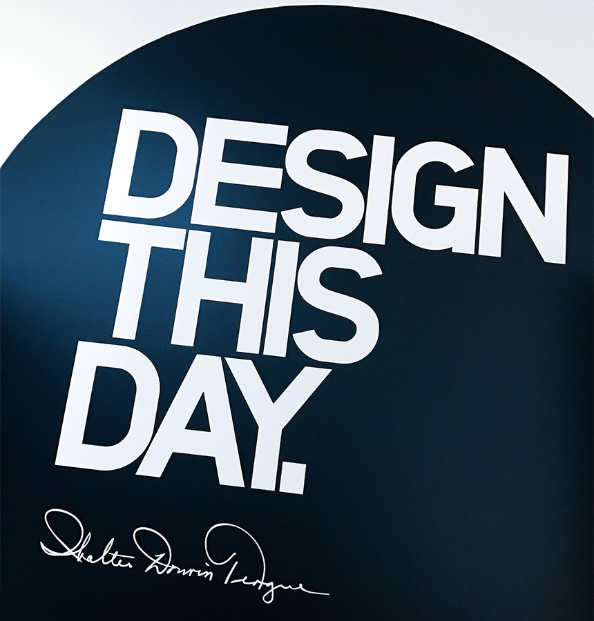 design this day