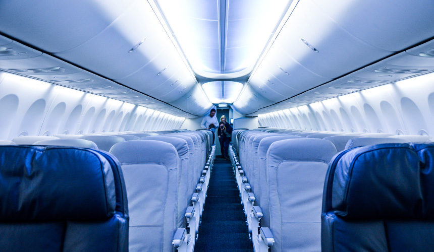 interieur Boeing737