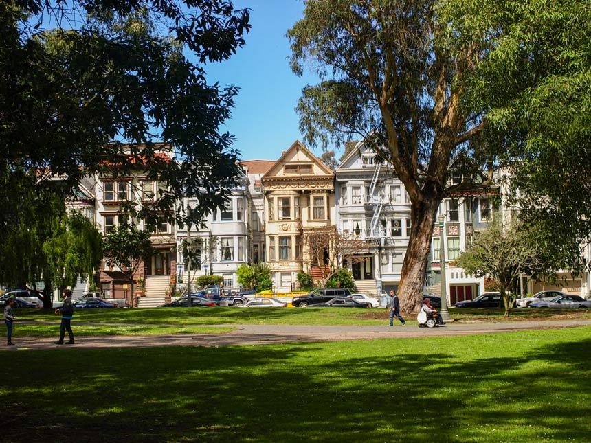 Maisons victoriennes de San Francisco