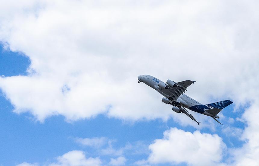 A380 vol