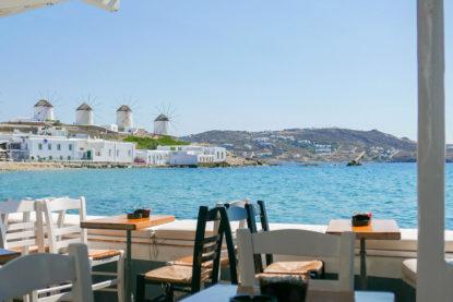 Deux jours à Mykonos