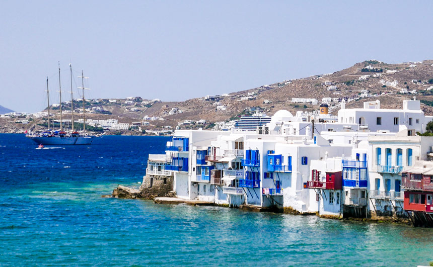 La petite Venise de Mykonos
