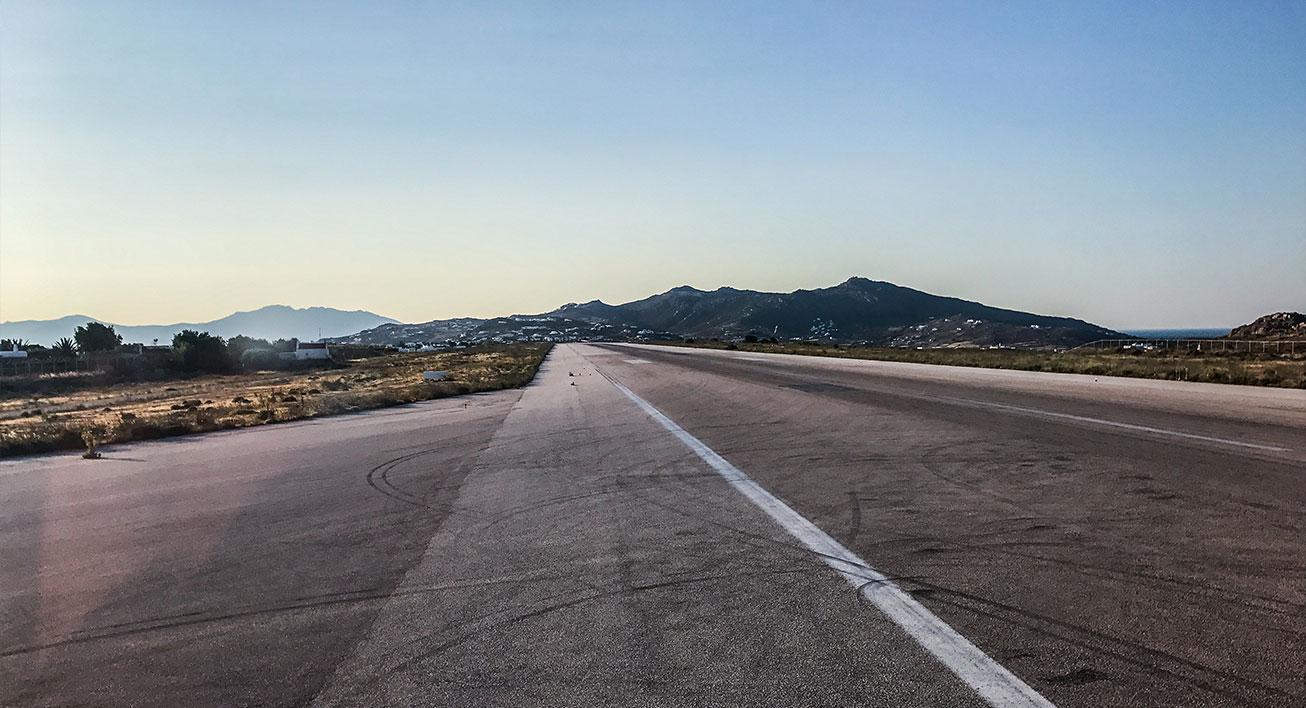 vol TO3511 paris mykonos transavia