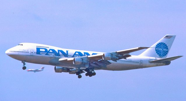 Air Crash — Le crash du siècle — PA1736 & KLM4805 Boeing-747-Pan-Am-638x346