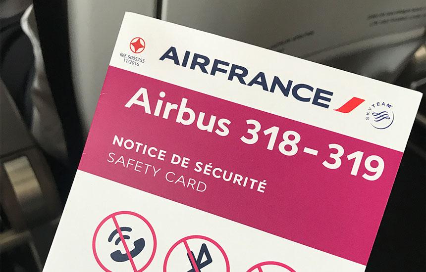 Consignes-securite-avion-air-france