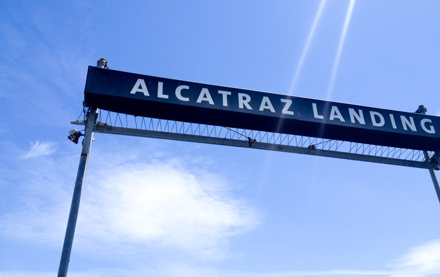 Alcatraz Landing pier 33