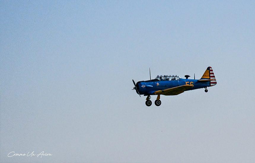 Boeing-Stearman-en-vol