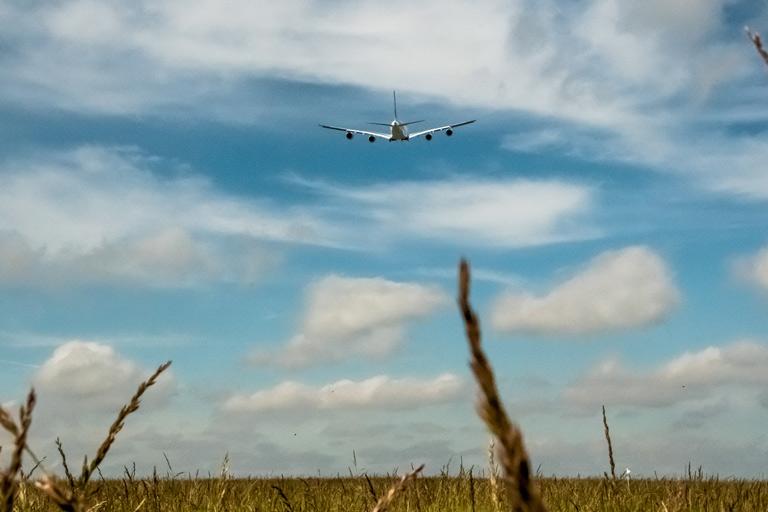 Airbus A30 à Roissy Charles de Gaulle