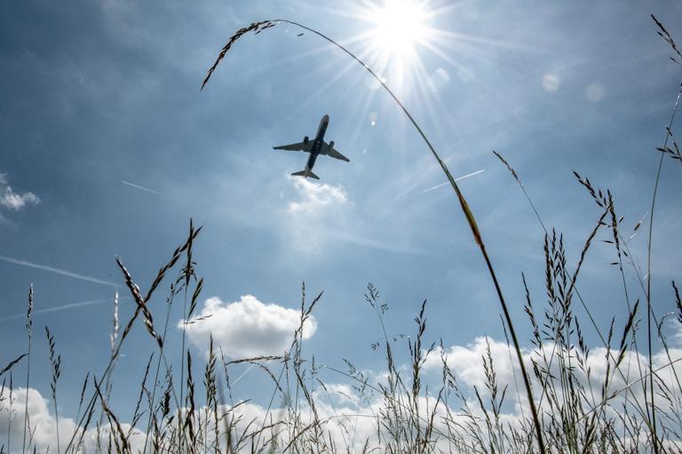 Sous les ailes de Roissy Charles de Gaulle