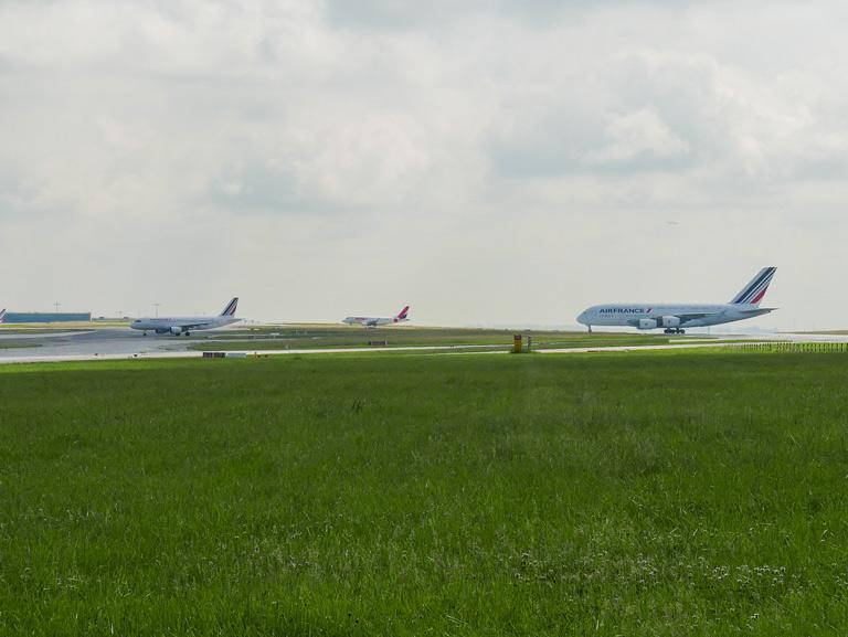 La famille Air France