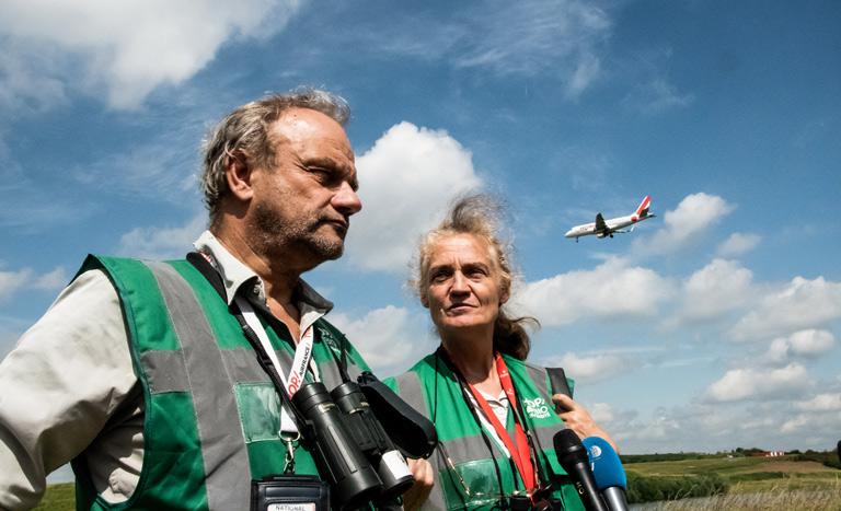 Julia et Roland SEITRE de HOP! Biodiversité