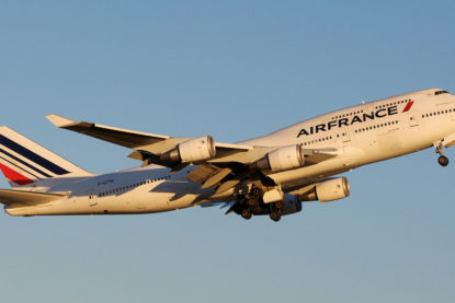 Boeing 747 Airfrance