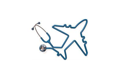 responsabilites du medecin en avion