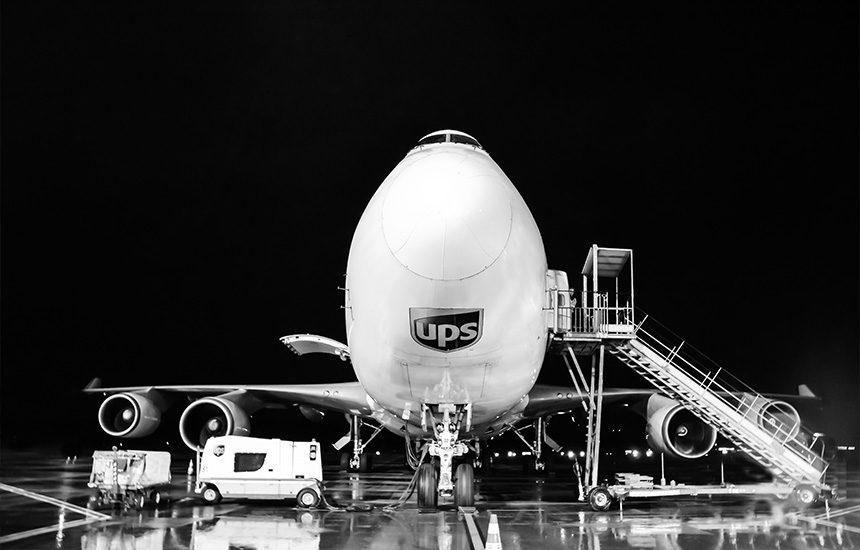 Boeing 747 400 F